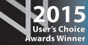 Winner of the WEDDLE's 2015 User's Choice Award