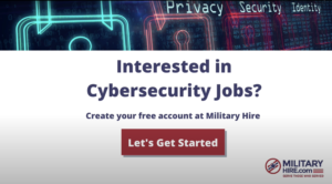 Interested in Cybersecurity Jobs?
