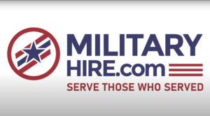 MilitaryHire Logo