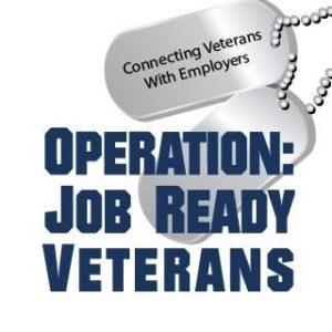 Operation Job Ready Veterans Logo
