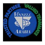 Vinnell Arabia Logo