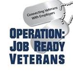 Operation: Job Ready Veterans Logo