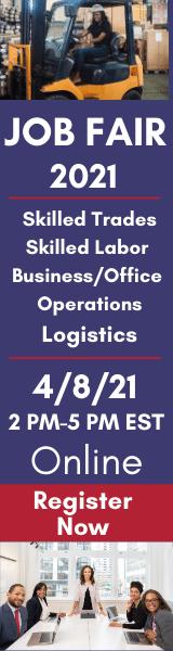 Military Hire April 8 2021 Job Fair