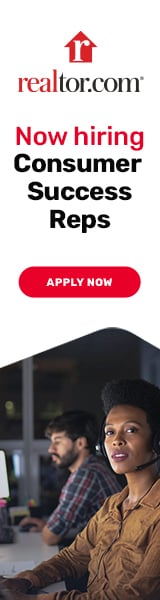 Realtor.com Is Hiring Consumer Success Reps