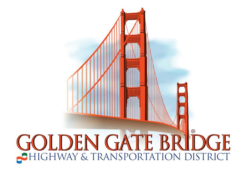 Golden Gate Bridge Logo