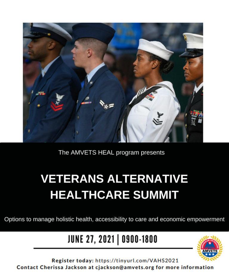 AMVETS Healthcare Summit