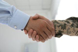 military jobs description